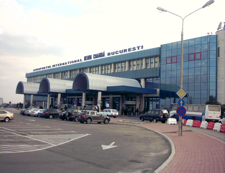 Bucharest Airport Car Rent