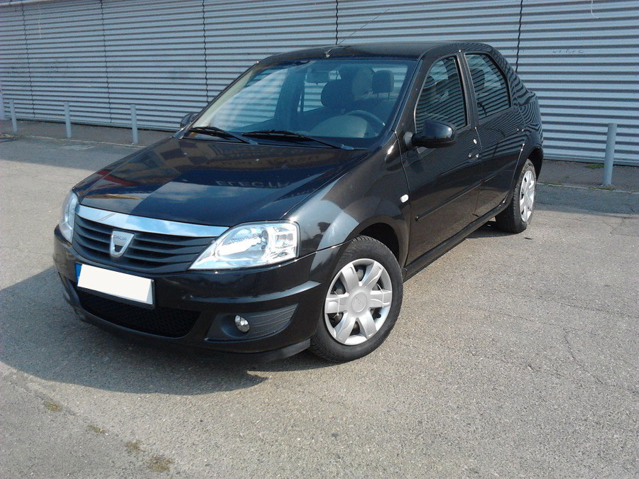Car Rental Dacia Logan In Bucharest At Prices From 17 Day