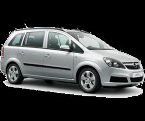 Opel Zafira (5+2 locuri)