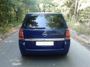 Opel Zafira (5+2 locuri) - cutie automata