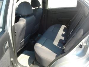 Chevrolet Aveo - cutie manuala