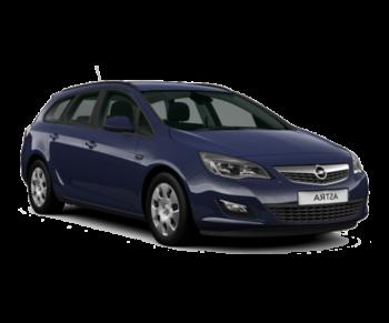 Opel Astra J SW