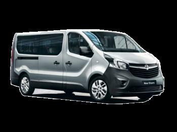 Opel Vivaro (8+1 locuri)